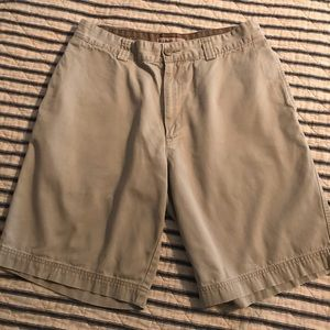 Old navy khaki shorts